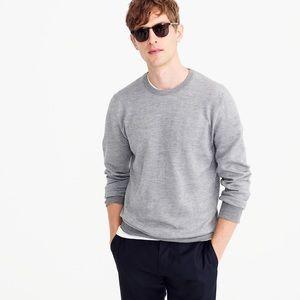 J.Crew Italian Wool Crewneck Sweater